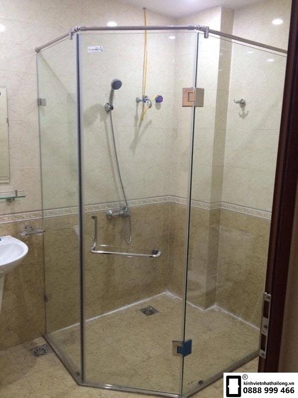 Cabin phòng tắm 135 độ mẫu 4