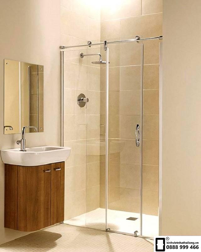 Cabin phòng tắm kính 180 độ