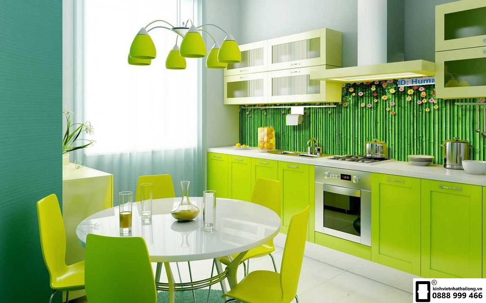 Kính ốp bếp 3D mẫu 27