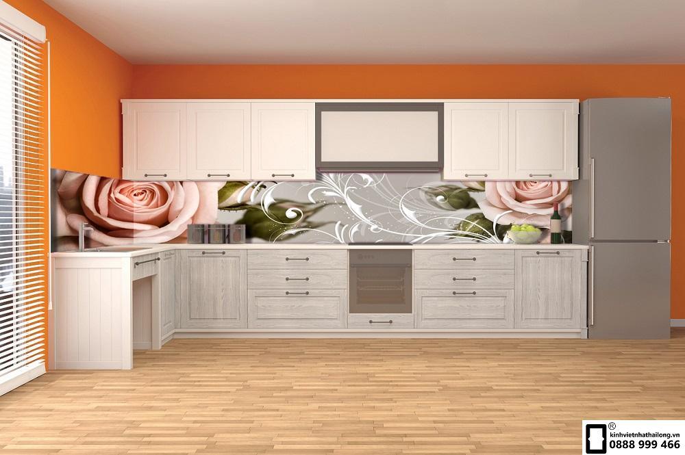 Kính ốp bếp 3D mẫu 31