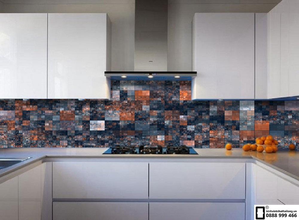 Kính ốp bếp 3D mẫu 36