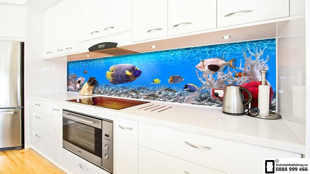 Kính ốp bếp 3D mẫu 43
