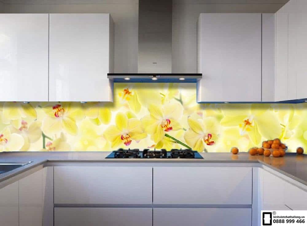 Kính ốp bếp 3D mẫu 44