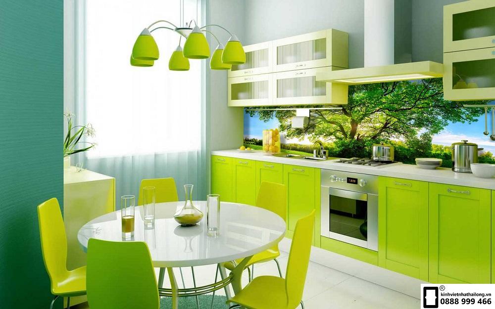 Kính ốp bếp 3D mẫu 47