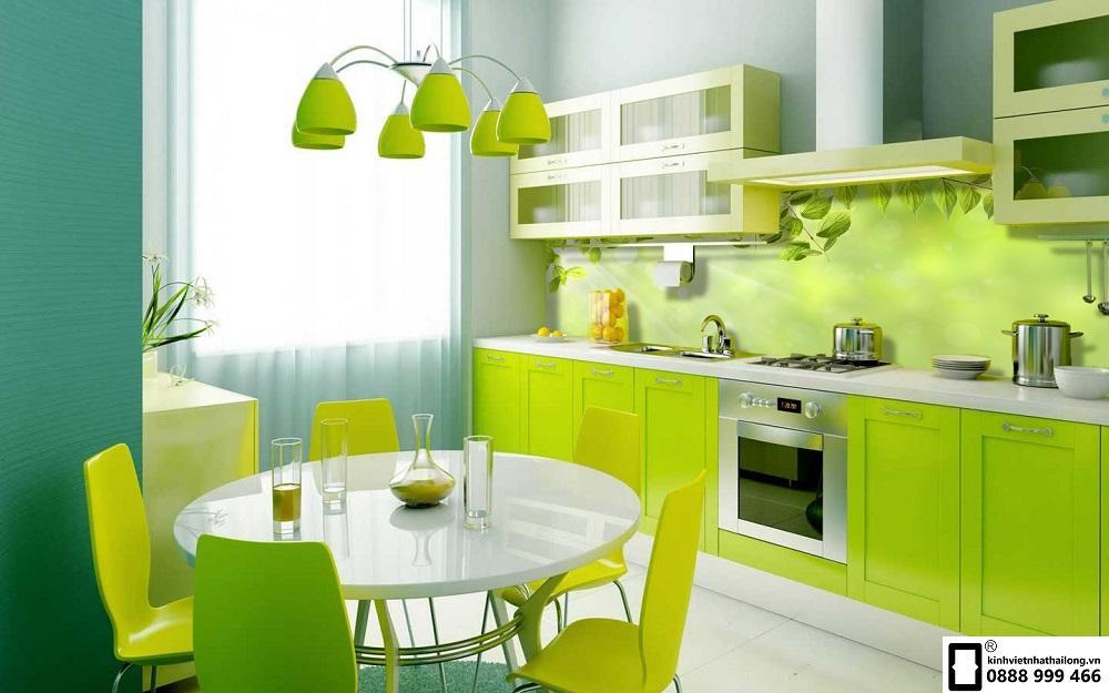 Kính ốp bếp 3D mẫu 51