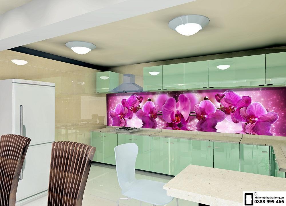 Kính ốp bếp 3D mẫu 52