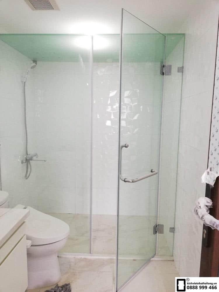 Cabin phòng tắm kính 180 độ mẫu 2