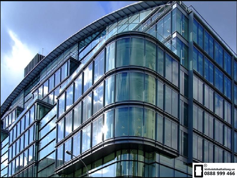 Kính phản quang điểm nhấn của mọi công trình