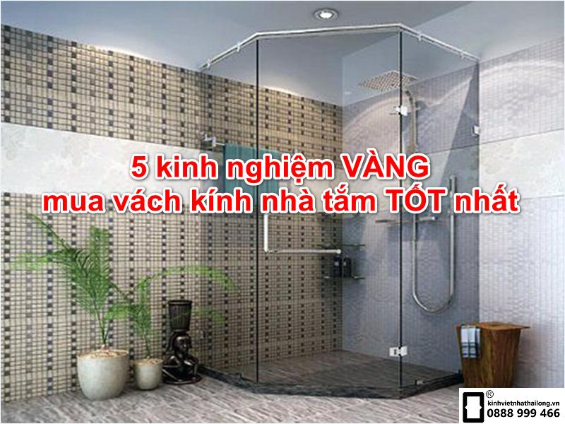 vách kính nhà tắm đẹp hấp dẫn