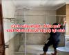 Cách sửa Vách Kính Nhà Tắm bị xệ tại nhà nhanh hiệu quả