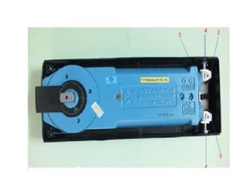 Cửa kính cường lực bị xệ - Nguyên nhân và cách khắc phục đơn giản nhất