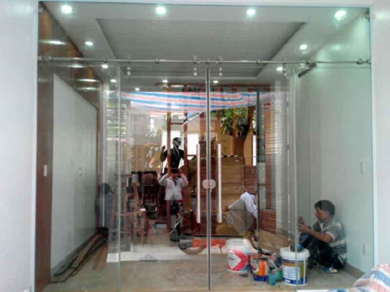 Địa chỉ lắp đặt Cửa Kính Cường Lực Giá Tốt uy tín nhất tại Hà Nội