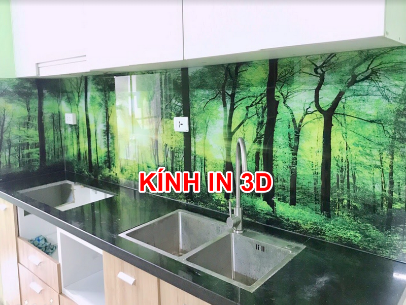Kính in 3D