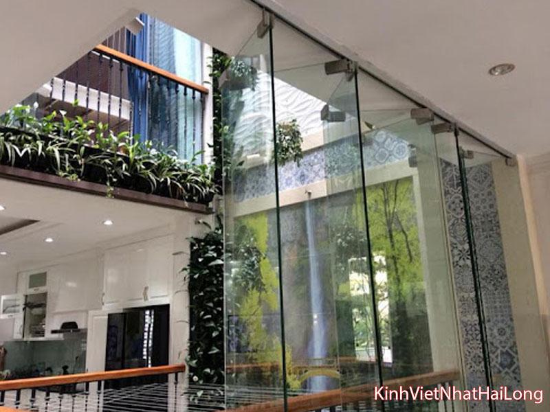 Địa chỉ lắp cửa kính cường lực đẹp tại Hà Nội