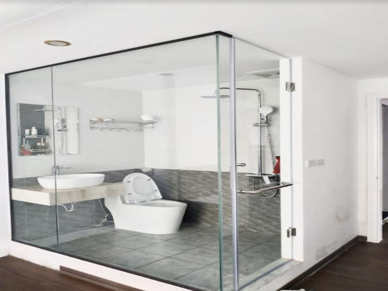 Cabin phòng tắm dạng đứng