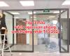 Top 3 mẫu Vách Ngăn Văn Phòng ưa chuộng nhất T10/2021